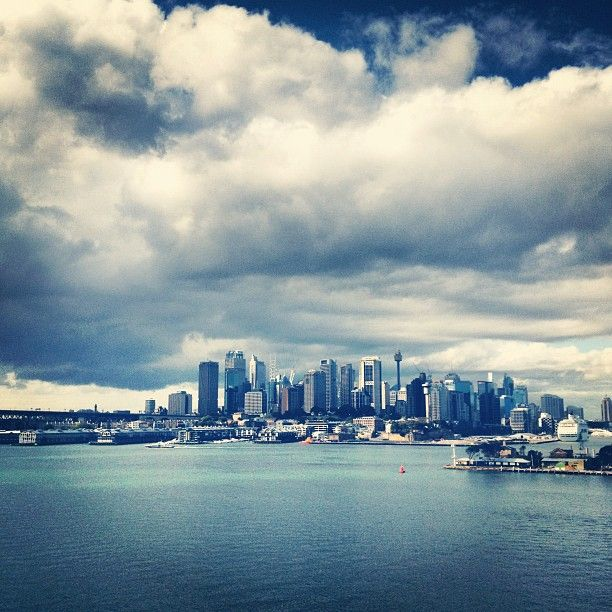 Discover the realtime Weather in Milsons Point near Sydney