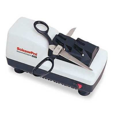 Sharpeners 116005: Chef S Choice M500 Electric Scissor Sharpener, 2 Stage, 120V -> BUY IT NOW ONLY: $83.59 on eBay!