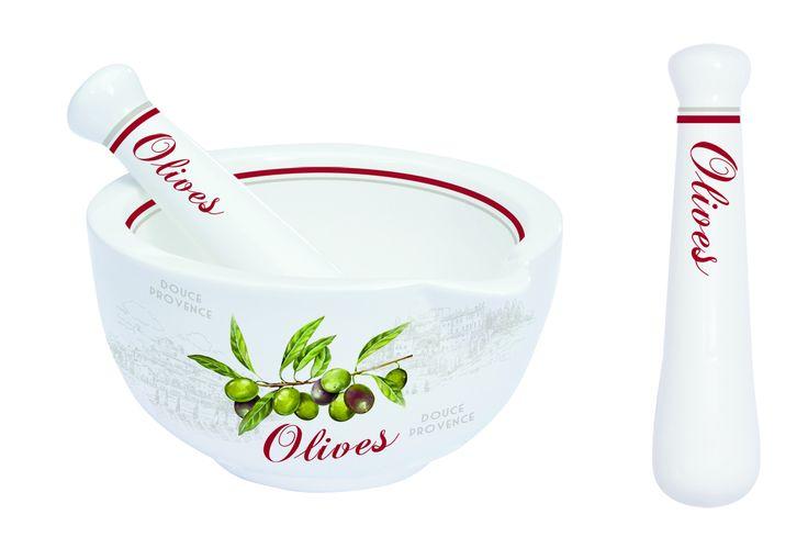 #Moździerz i tłuczek z porcelany || #mortar and pestle - indispensable in your kitchen || #kitchenaccessories #china #porcelain