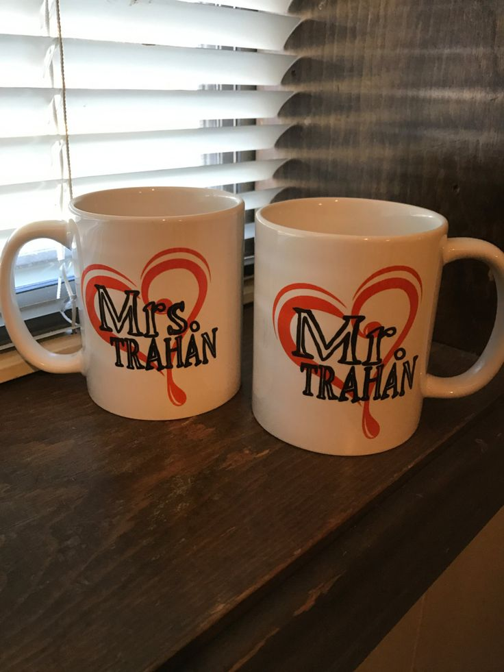 Personalized Coffee Mugs Picture Mugs Promotional Cups Advertising Image Mugs Valentine's Day Christmas Gifts Mother's Day by GlassArtByAshley on Etsy