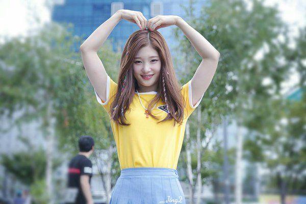 Chaeyeon (Jung Chae-yeon)