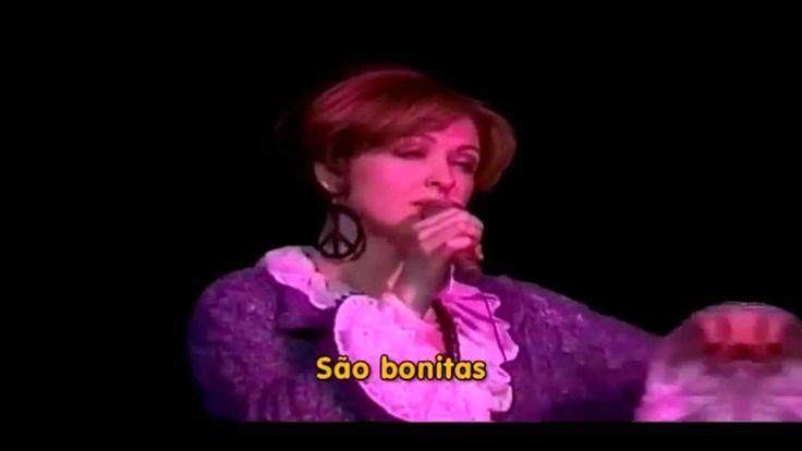 Cyndi Lauper - True Colors - In Japan - HD TRADUÇÃO