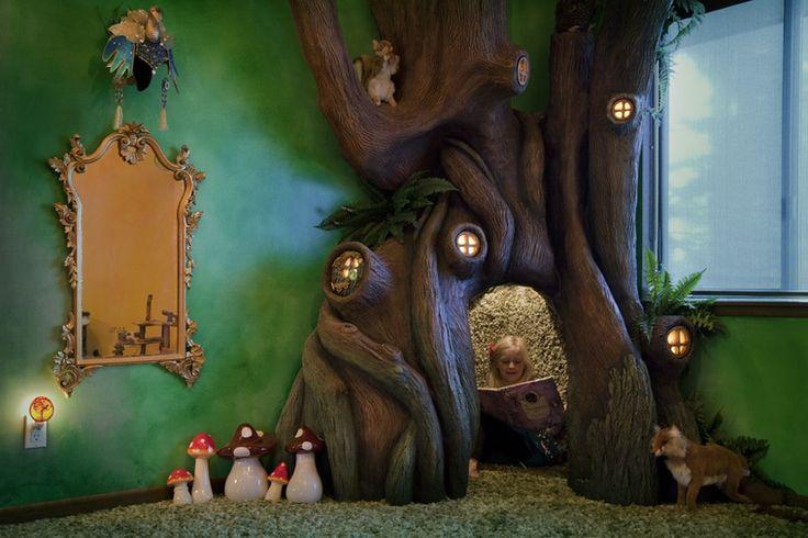Чудеса нужно делать своими руками: «отец года» сделал для дочери настоящую сказку - Ярмарка Мастеров - ручная работа, handmade