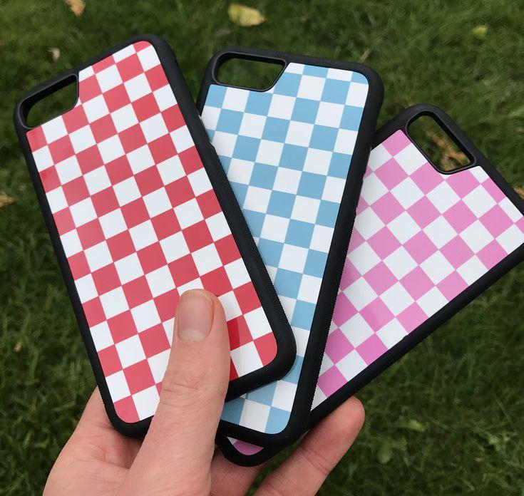 checkered phone case iphone 6