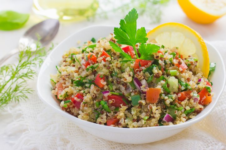 L'insalata di bulgur e quinoa con la ricetta da provare  http://feeds.blogo.it/~r/Gustoblog/it/~3/cGGAeAQSE3s/insalata-bulgur-quinoa-ricetta