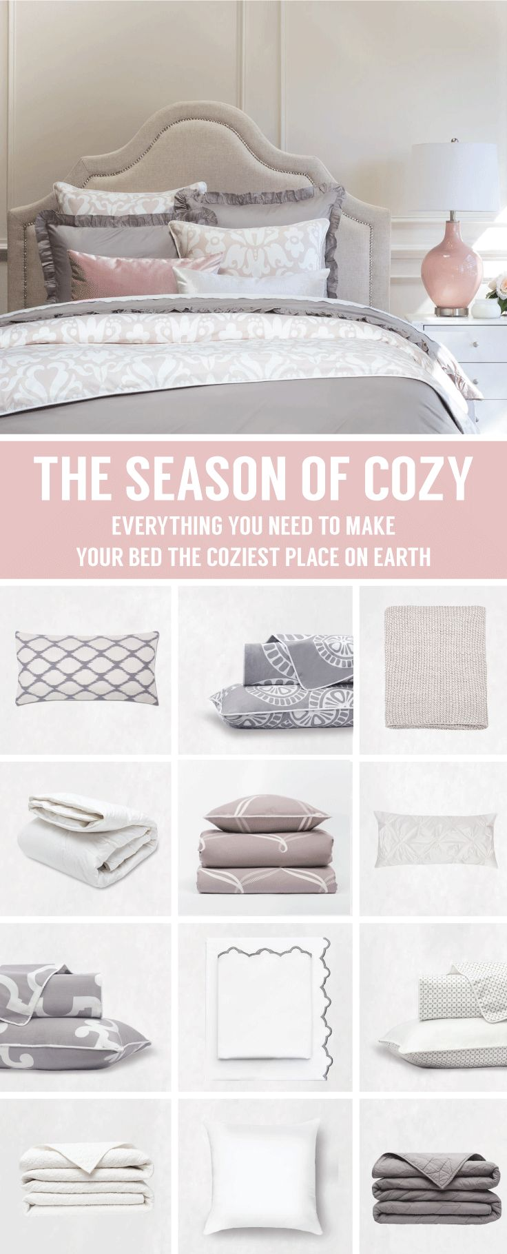 From chic bedding and beautiful statement duvet covers, find the luxury bedding that fits your modern home. Named the best site for bedding by HGTV.