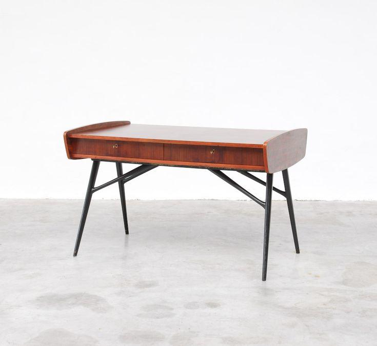 50ties desk by Alfred Hendrickx for Belform
