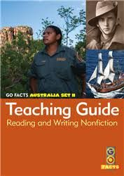 Go Facts: Australian History worksheets TR 808 AND