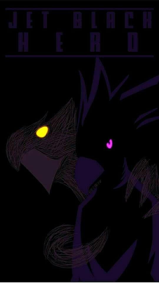 Tokoyami Fumikage and Dark Shadow || Boku no Hero Academia