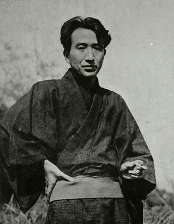 """Dazai Osamu –""""I find his writing warm and relatable, and his sense of humour is incomparable."""""""