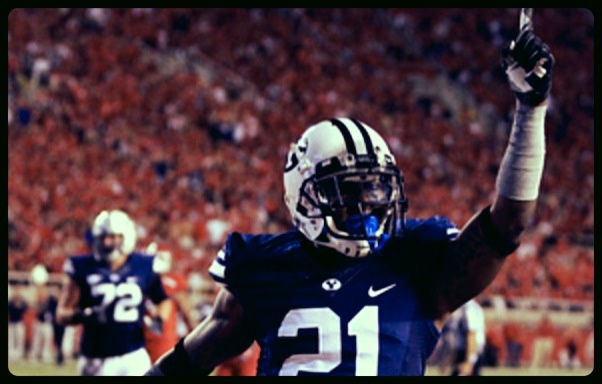 Jamal Williams will be the best BYU running back of all time!