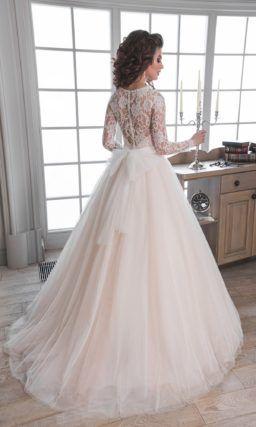 390ec93f19efbd4 Свадебное платье Queen Klementina ▷ Свадебный Торговый Центр Вега в Москве