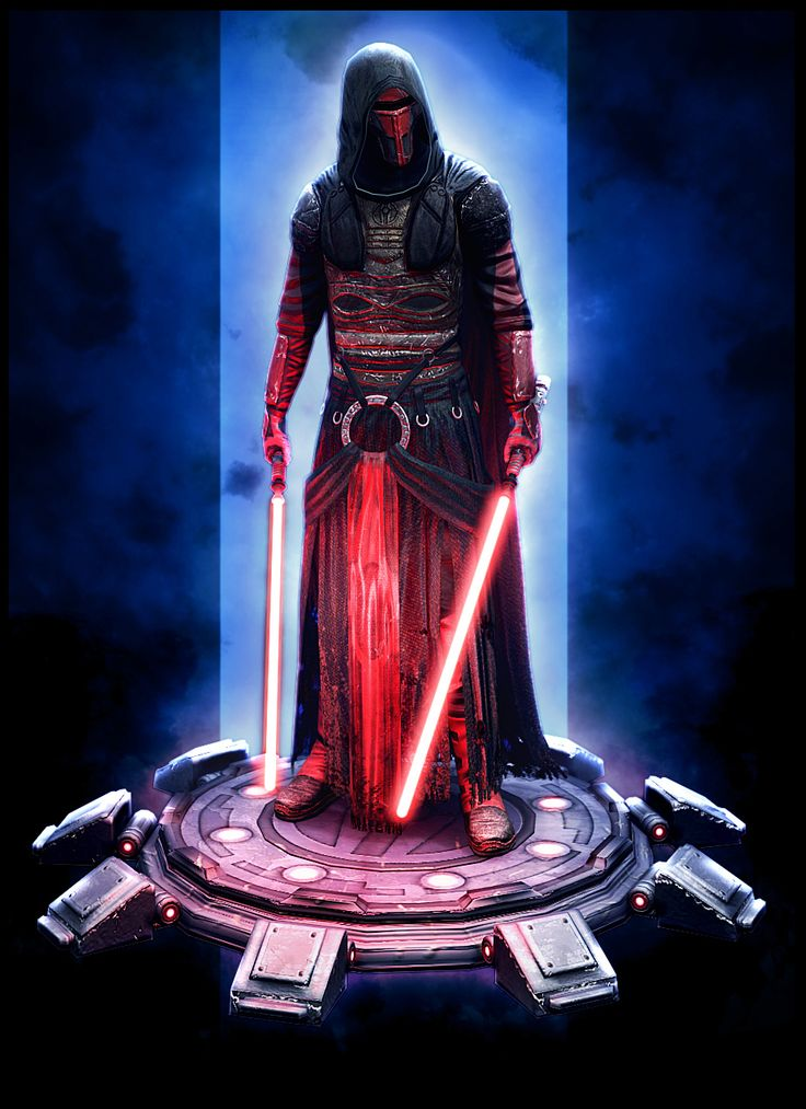 Revan by digitalinkrod.deviantart.com on @deviantART