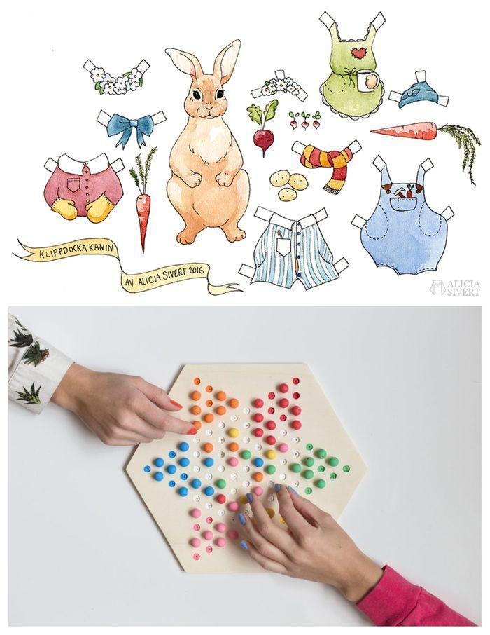 Monthly Makers tema leksaker: ERA BIDRAG