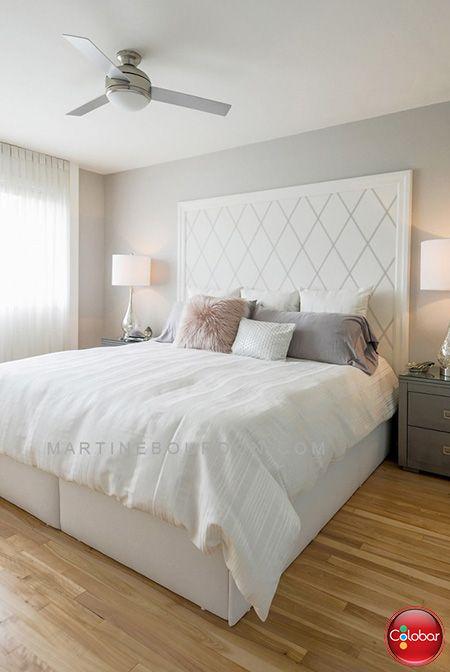 Du papier peint pour la tête de lit? Assurément! – Blog de Colobar Peinture & Décoration