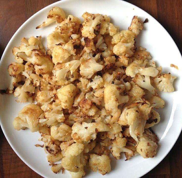 Najlepšie recepty: karfiol, ktorý chutí ako hranolky. www.KrasnyZivot.sk