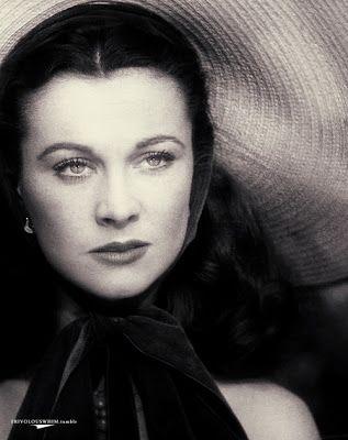 Scarlett o Hara... Si... puedo tener el temperamento de Scarlett pero con el corazón de Melanie Wilkes. Y eso no me lo puede quitar nadie. Que curioso verdad?