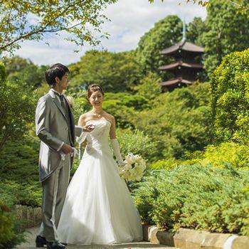 東京、椿山荘は都会のオアシス♡ホテルでの結婚式一覧♡ウェディング・ブライダルの参考に♡