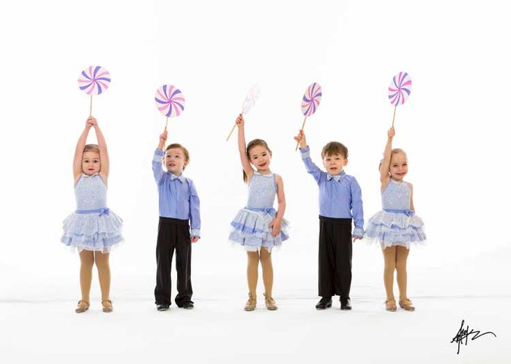 Preschool programs are offered in dance and theatre classes