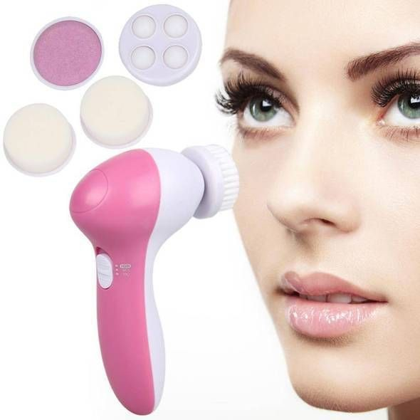 Electric Facial Cleanser #facialcleanserbrush