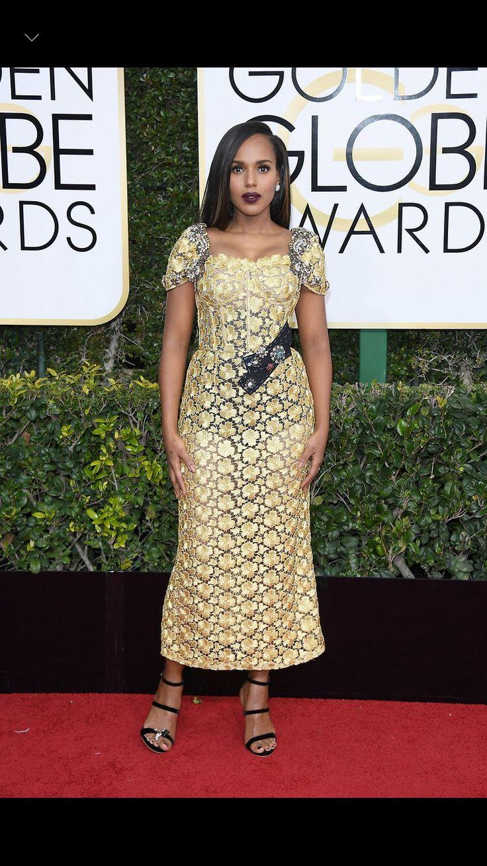 Kerry Washington - Golden Globe Award (2017)