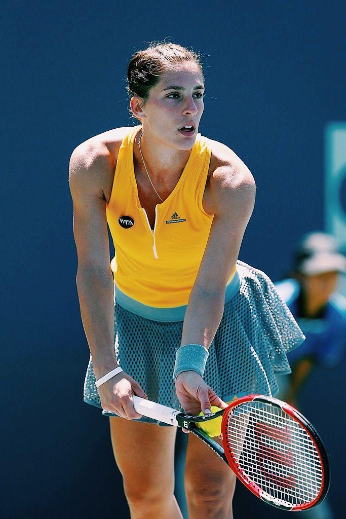 Andrea Petkovic in Stanford 2015 #WTA #Petkovic #Stanford