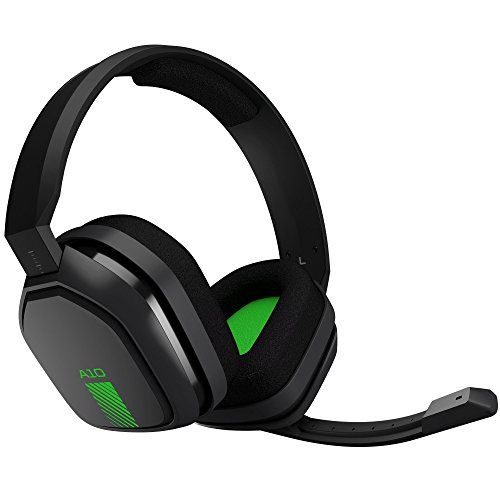FarCry 5 Gamer  #ASTRO #Gaming #A10 #Gaming #Headset - Green/Black - #Xbox One   Price:     Made to out-last your game, the #A10 #Headset features durable construction and extended comfort so you can play longer with no down-time. A 3.5mm jack provides compatibility with nearly any device, including your mobile phone or tablet. The #A10 #Headset is tuned for #gaming with #ASTRO Audio, ensuring you hear your game and your teammates with clarity and precision. With the omnidire
