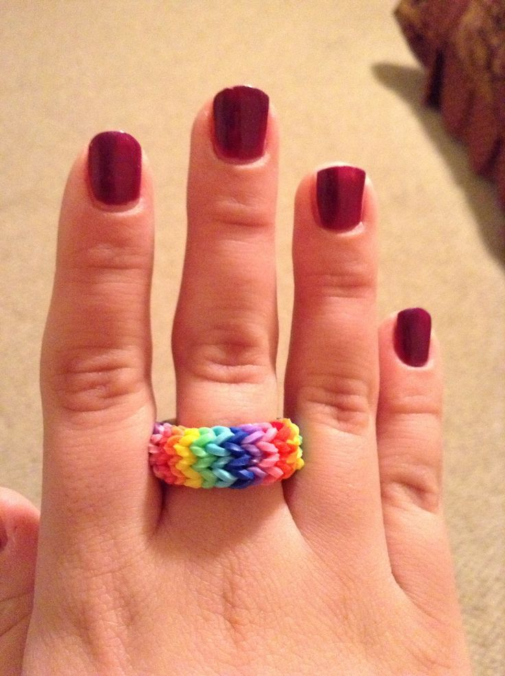 49 best loom band ideas images on Pinterest | Rubber band ...