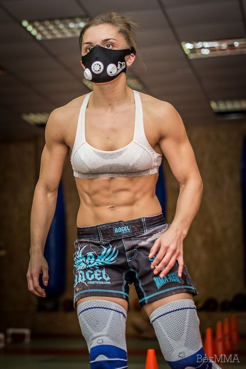 seriously fit Russian stawweight fighter Aleksandra Albu : if you love #MMA, you will love the #MixedMartialArts and #UFC inspired designs at CageCult: http://cagecult.com/mma: