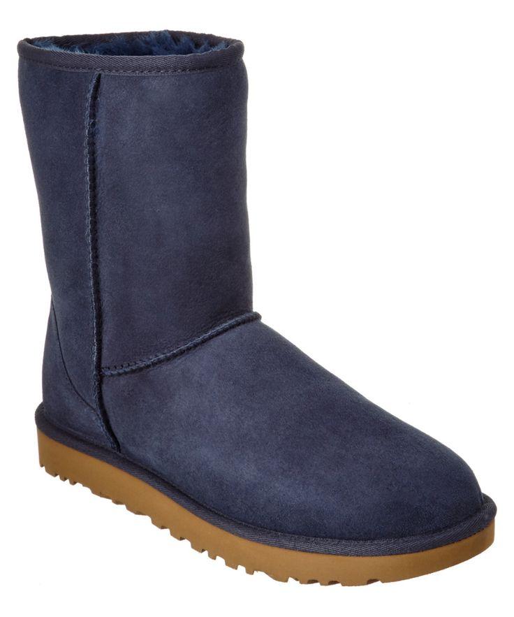 UGG | Ugg Women's Classic Short Ii Water-Resistant Twinface Sheepskin Boot #Shoes #Boots & Booties #UGG