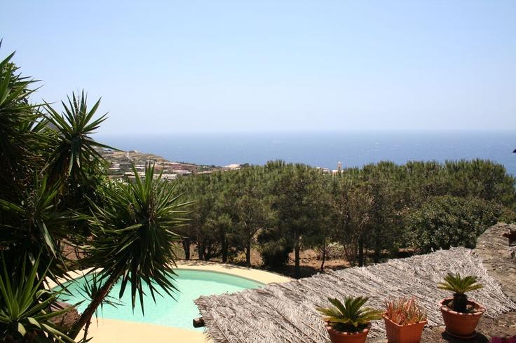 Dammuso Zighidi, Pantelleria