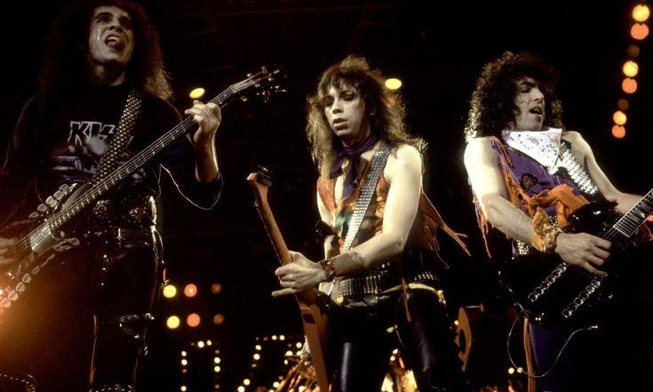 Kiss: canciones que te harán cambiar de opinión acerca del grupo Kiss Rock Bands, Kiss Band, Peter Criss, Paul Stanley, Glam Metal, Rock Roll, Rock N, Iron Maiden, Hard Rock