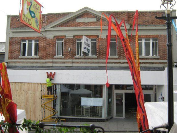 Penzance Woolworths 2009