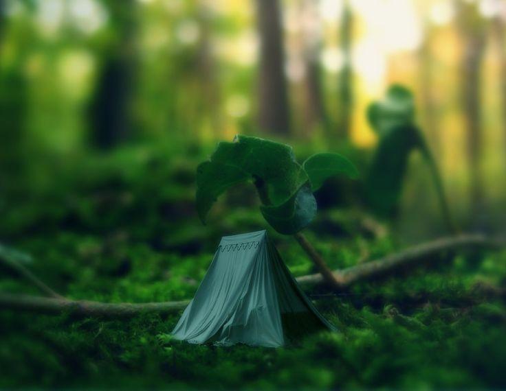 Pre Made Background Tiny Tent by praveengurukulam.deviantart.com on @DeviantArt