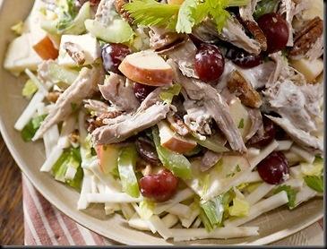 Cuecas na Cozinha >Salada de Peru Natalino