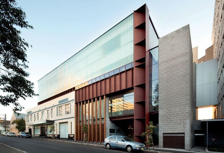 Gallery of Youth Mental Health Building, Brain and Mind Research Institute / BVN Architecture - 1