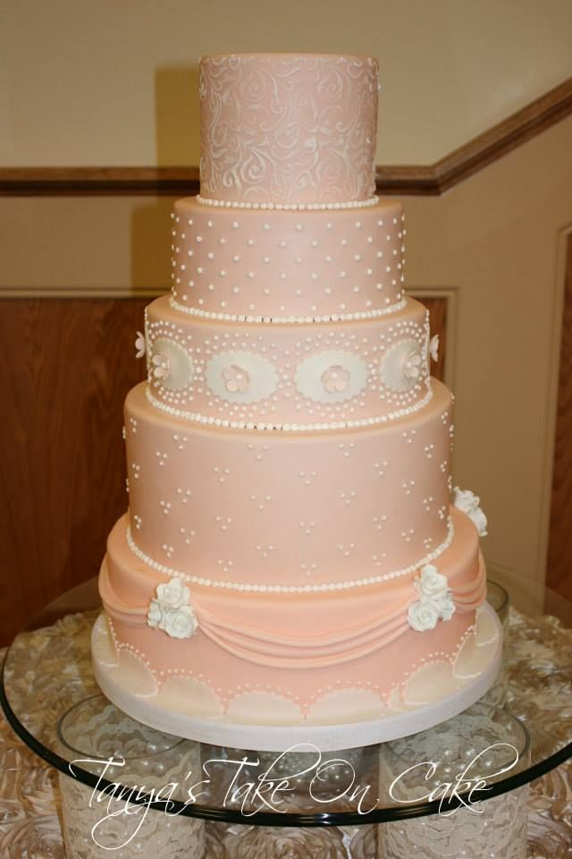 peach colored wedding cakes 83 best images about my cakes on 18137