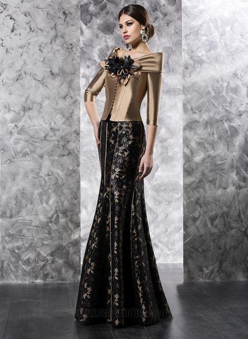 Новинка длинные черные кружева мать невесты платья с цветами длиной до пола де-ла-бода vestido-де-ла пласа-мадре MBD132