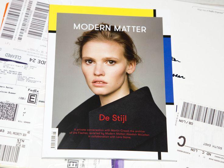 modern matter issue 6