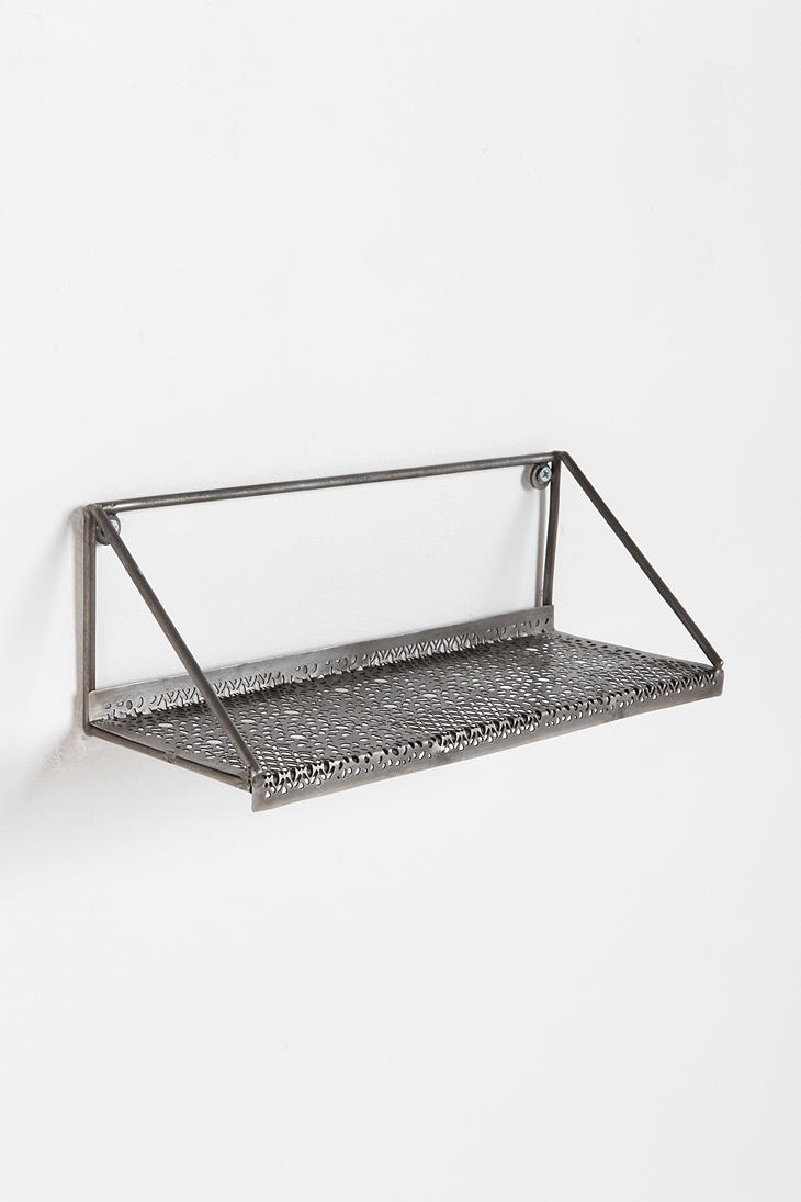14 best Perforated Metal Shelving images on Pinterest   Perforated ...