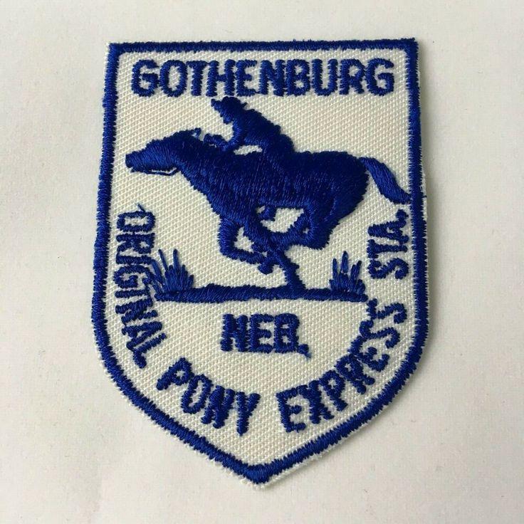 Gothenburg Nebraska Original Pony Express Station …