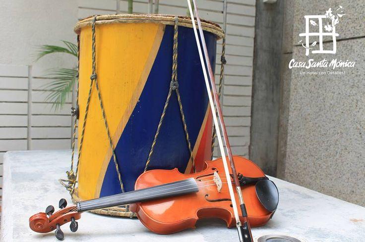 Instrumentos Prodigiosos. Grupo Brisas de Mandiva