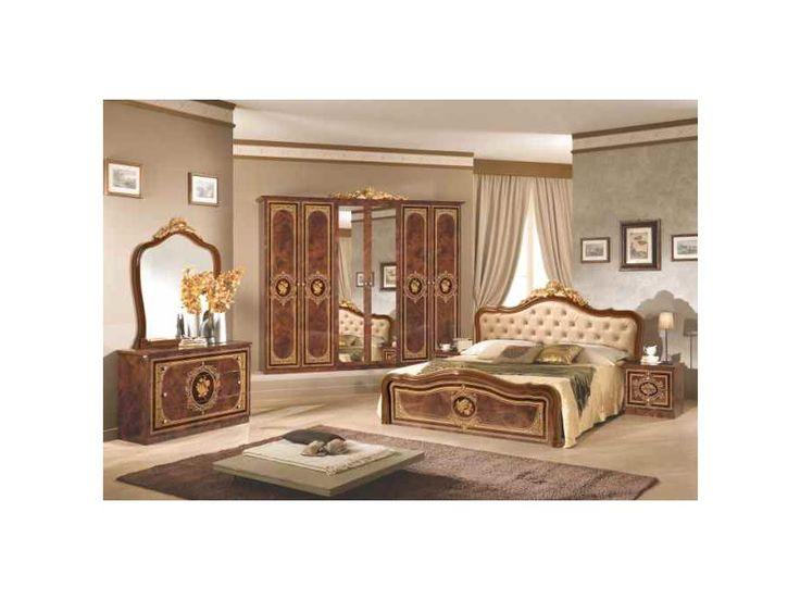 Italian bedroom set 6 doors