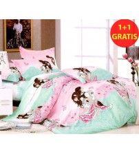 1+1 GRATIS Lenjerie Dream 6 Piese DR27