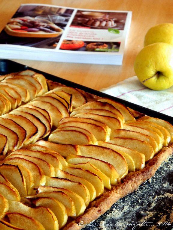 Marie chioca gateau pommes