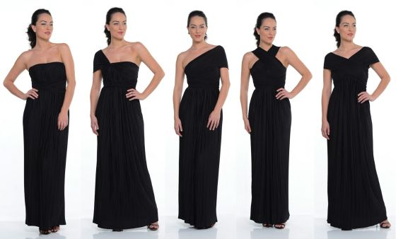 The Model and Me: Sacha Drake Grecian maxi dress | Styling You