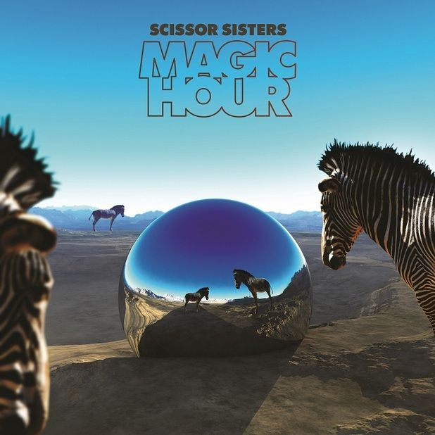 """Don't forget to snag """"Magic Hour"""" by the Scissor Sisters on iTunes"""