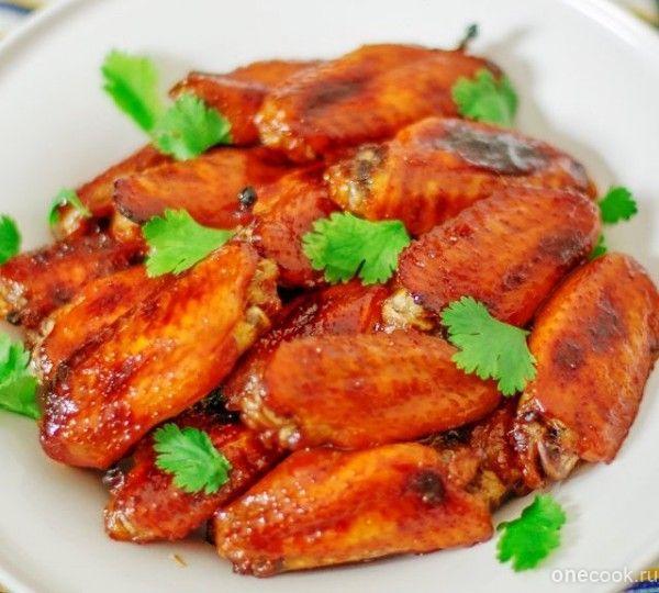Куриные крылья по-вьетнамски — Рецепты с фото, домашние рецепты, рецепты тортов, салаты на Onecook.ru