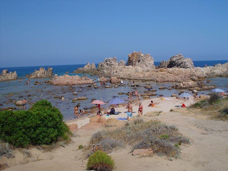 la spiaggia del residence