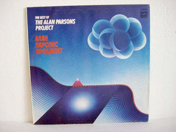 Alan Parsons Project  1983  Vinyl Record Album от OldMoscowGallery